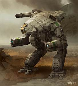 Battletech - MWO Marauder by Shimmering-Sword on DeviantArt