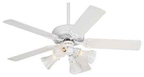 52 casablanca legacy white ceiling fan with light kit nz