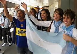 Argentinian People White Argentinians Look White  Argentinian People White