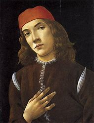 Sandro Botticelli Portrait of a Young Man