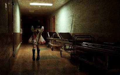 Nurse Wallpapers Scary Wall Horror Backgrounds Blood