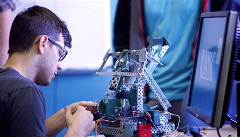 Artificial Intelligence class names robotics competition ...