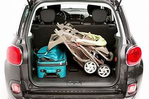 Coffre Fiat 500 : fiat 500l living peut elle concurrencer les monospaces compacts ~ Gottalentnigeria.com Avis de Voitures