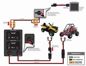 Wiring Diagram For Toybox Solar Battery Charging System