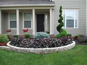 Front Yard Flower Bed Ideas The Best Flowers Attractive