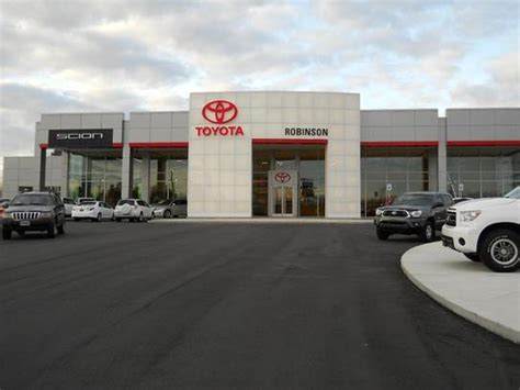 Pittsburgh Toyota Dealers by Robinson Toyota Jackson Tn 38305 Car Dealership And
