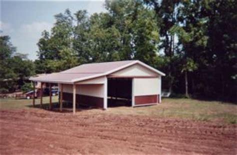 Amish Pole Barns by Amish Country Barns