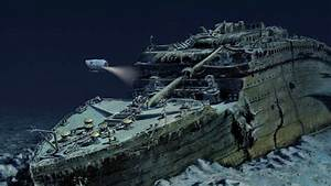 You'll soon be able to tour the wreck of the Titanic