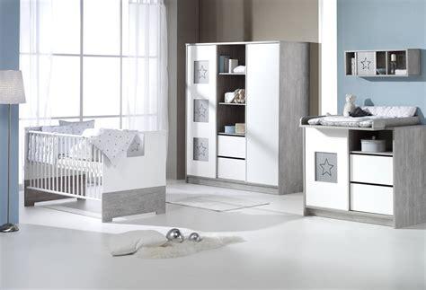 chambre bébé lit commode armoire eco schardt