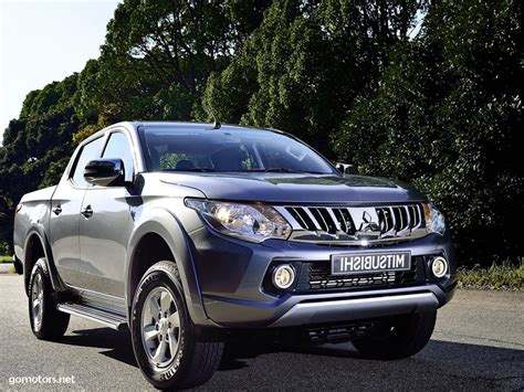 Mitsubishi T120ss Picture by Mitsubishi L200 2016 Picture 1 Reviews News Specs