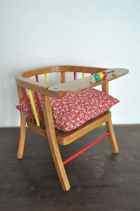 chaise bauman chaise bauman vintage chambre d 39 enfant de bébé