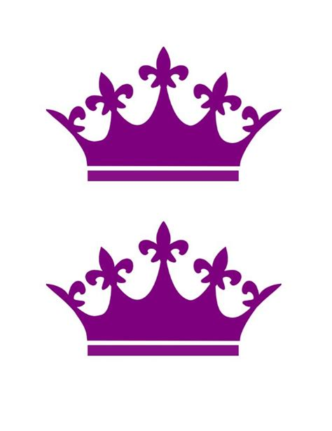 Crown Template For by 45 Free Paper Crown Templates Template Lab