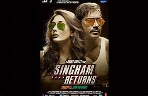 Rohit Shettys Singham Returns Starring Ajay Devgn and ...