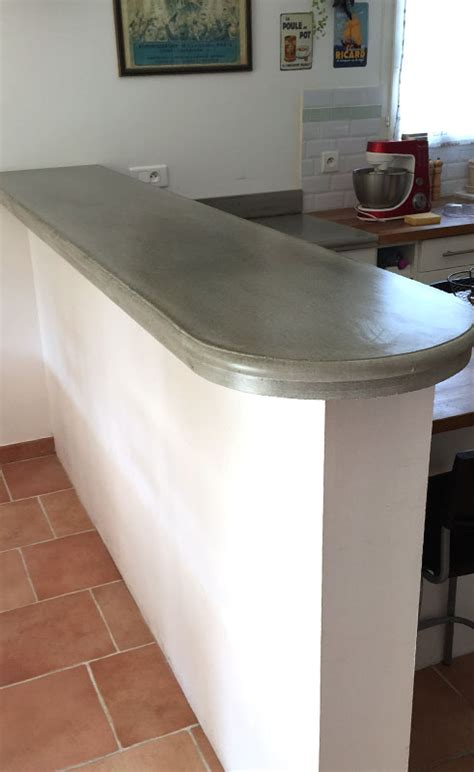 mati鑽e plan de travail cuisine plan de travail cuisine beton maison design bahbe com