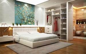 comment creer une ambiance zen dans votre chambre With decoration des chambre a coucher