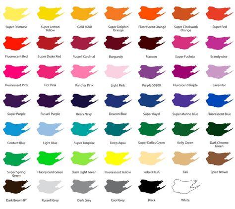 ink color custom t shirt printing ink colors broken arrow