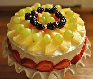 TurtleCraftyGirl: Sponge Fruit Cake