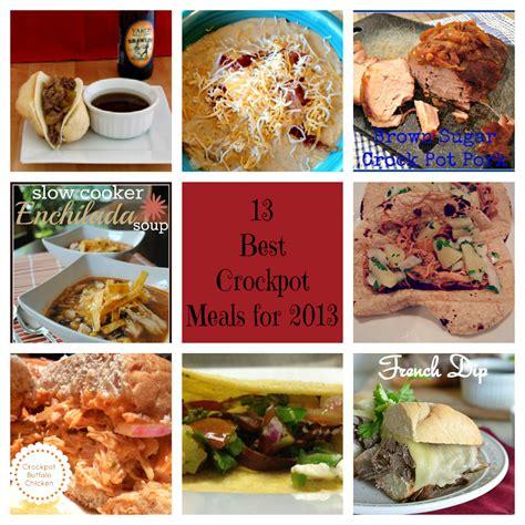 13 best crockpot meals i my disorganized