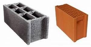 construire une maison individuelle brique parpaing With construction maison brique ou parpaing