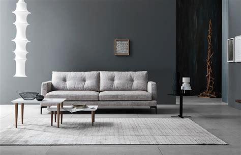 canapé 220 cm 10surdix canapé essentiel 220 l cm tissu gris