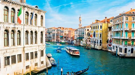 Venice Wallpaper Mac by Wallpaper Grand Canal Venice Italy Travel Tourism