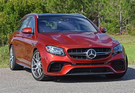 mercedes amg es wagon review test drive