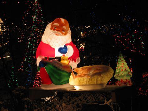 best 28 outdoor kneeling santa yard display