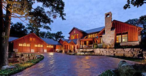 deep river partners modern rustic lake michigan residence