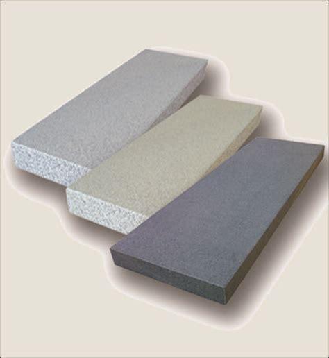 abdeckplatten aus granit gartenmauer abdeckplatten granit mischungsverh 228 ltnis zement