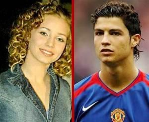 Cristiano Ronaldo Dating Portuguese Pop Idol Flop Luciana ...
