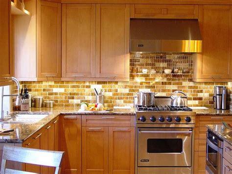 Yellow Backsplash Kitchen : 65 Kitchen Backsplash Tiles Ideas, Tile Types And Designs