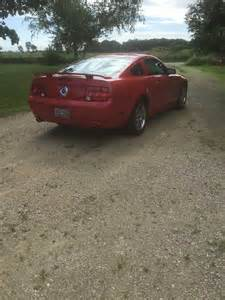 5th gen red 2008 Ford Mustang GT Premium 5spd For Sale - MustangCarPlace