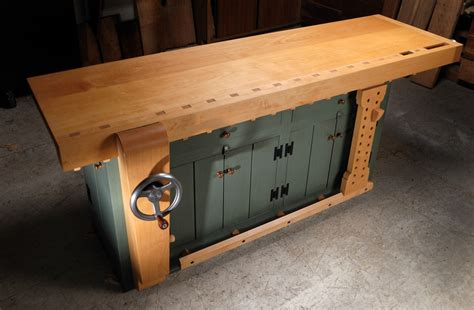 woodwork shaker workbench plans  plans