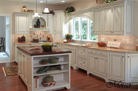 Ravishing White Wooden Kitchen Island With Opened Storage