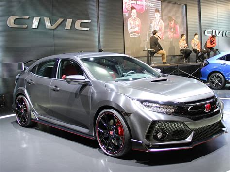 Honda To Release New 'civic' In Summer Of 2017 In Japan