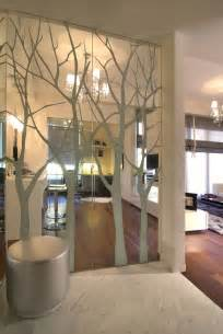 Feature Wall Glass Partition