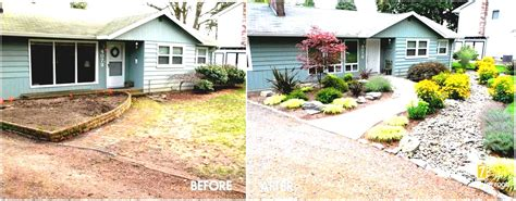 Lawn Garden Ideas Landscaping Front Design With Easy For