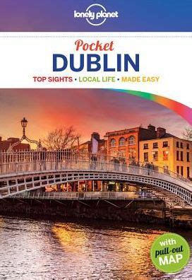 barnes and noble dublin lonely planet pocket dublin by lonely planet fionn