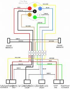 Trailer Wiring Diagram 7 Pin