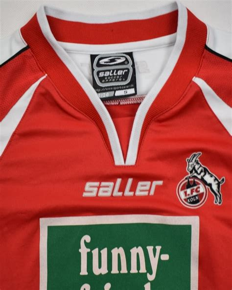 In defence of erling haaland storming off vs. 2004-05 1 FC KOLN SHIRT S Football / Soccer \ European ...