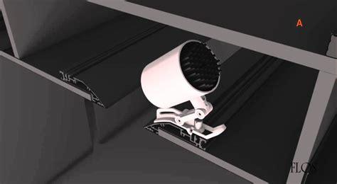 flos light cut mini spot install youtube