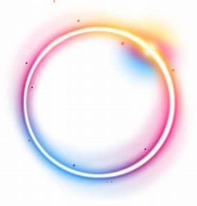 circulo circle sticker rainbow arcoris