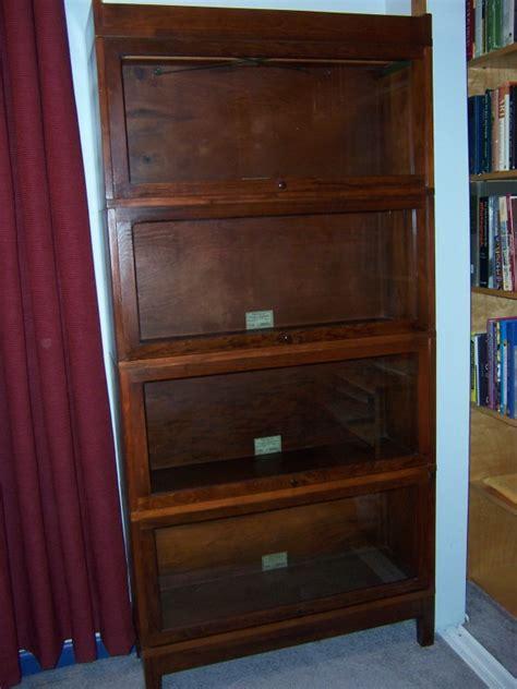 Globe Wernicke Barrister Bookcase Value by Antique Barrister Bookcase Globe Wernicke 6 Sec Tucson Ebay