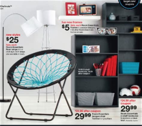 Room Essentials Bungee Cord Chair by Target Back To School College Deals Sweet Deals 4