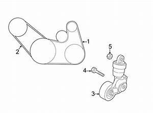 Mazda 3 Belt Tensioner  Drive Belt Tensioner  Drive Belt