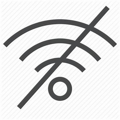 Signal Wifi Icon Wireless Internet Transparent Ios