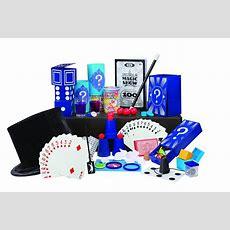 Amazoncom Ideal 100trick Spectacular Magic Show Suitcase Toys & Games