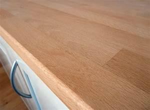 arbeitsplatte kuchenarbeitsplatte massivholz buche kgz With arbeitsplatte buche