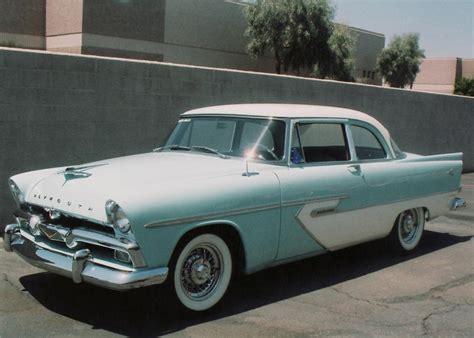 1956 Plymouth Belvedere 2 Door