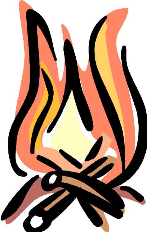 Bonfire Clipart Bonfire Clipart Fireside Pencil And In Color Bonfire